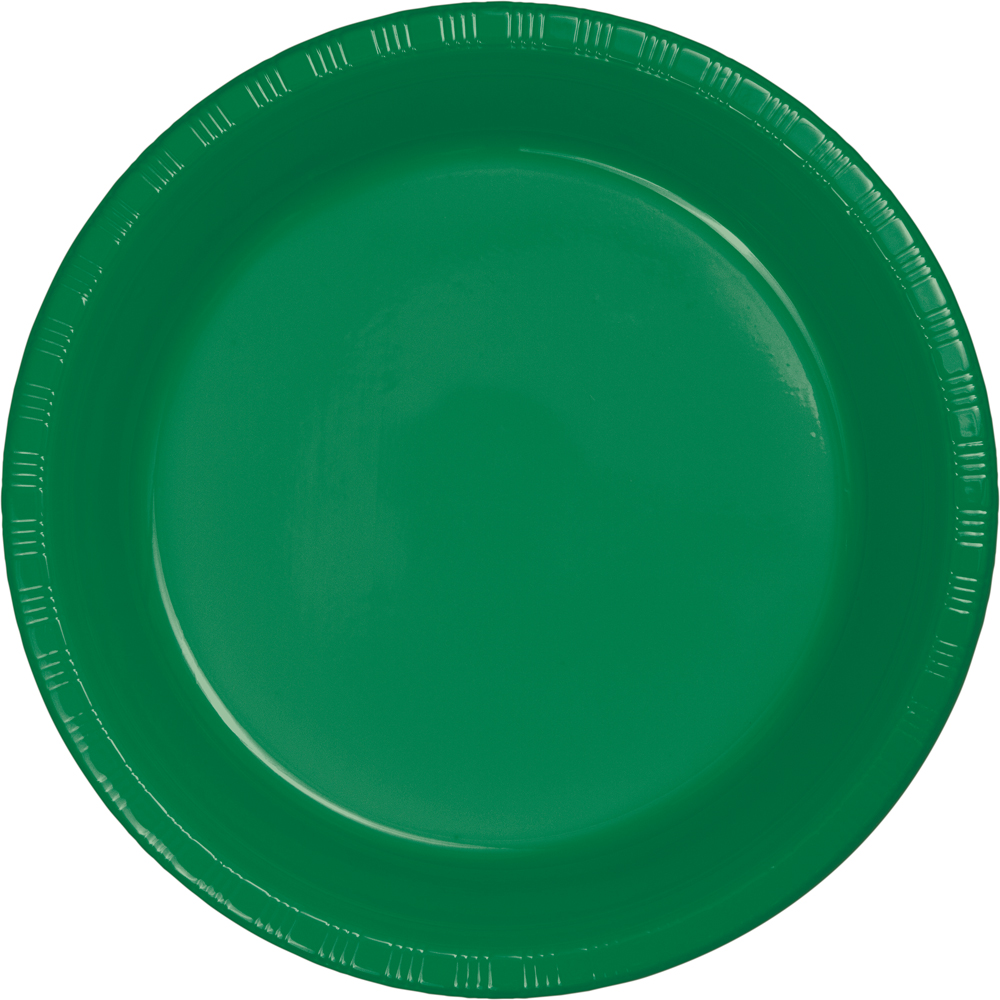 Emerald Green 7 inch plastic plate. \u003e  sc 1 st  To-Do\u0027s the Ultimate Party Store & To-Do\u0027s the Ultimate Party Store Emerald Green 7 inch plastic plate