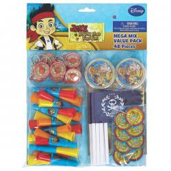 Jake and the Never Land Pirates Mega Favor Pack
