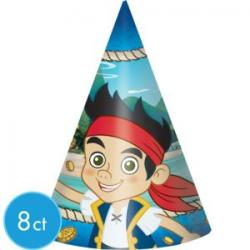 Jake and the Never Land Pirates Party Hats