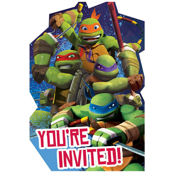 To Do S The Ultimate Party Store Teenage Mutant Ninja Turtles Party