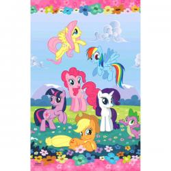 My Little Pony Paper Tablecover